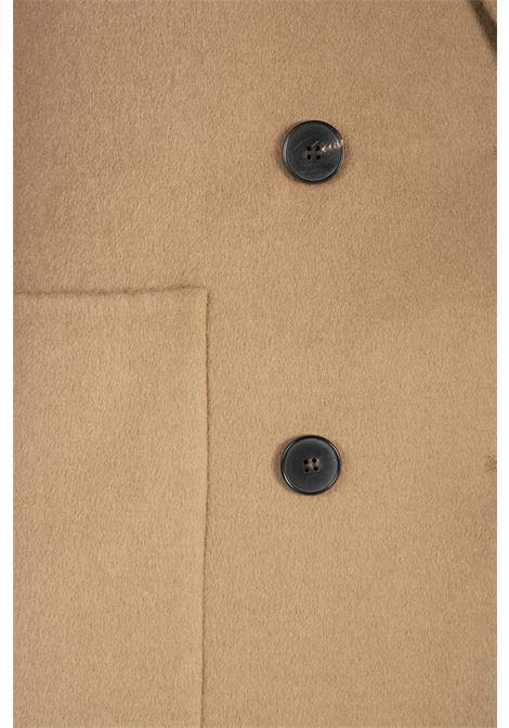 VICOLO   Coat    TW0009CAMMELLO