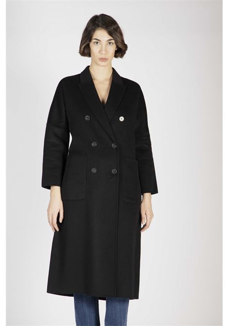 VICOLO | Coat  | TW0009NERO