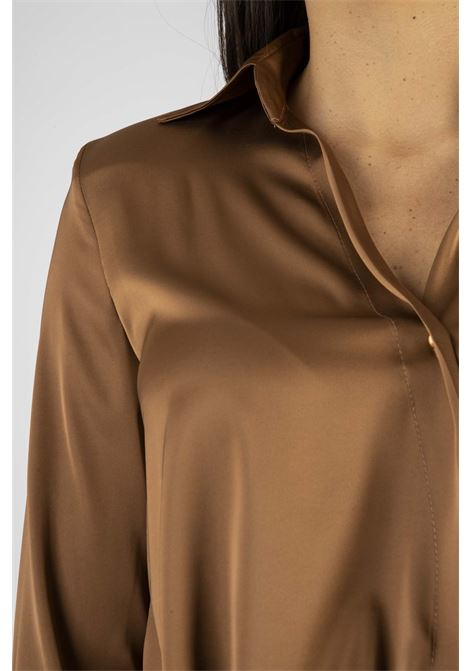 VICOLO | Shirt | TW1431BRONZO