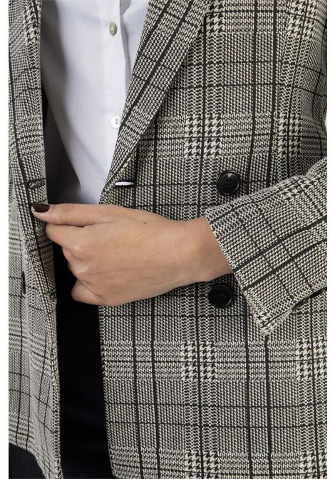 VICOLO | Jacket  | TW1544NERO/BIANCO