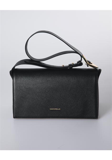 Josephine Grained Leather Coccinelle   Borsa   E1IAA120201001