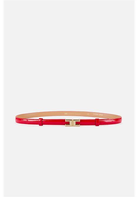 Cintura in vernice Elisabetta Franchi ELISABETTA FRANCHI | Cintura | CT04S16E2D97
