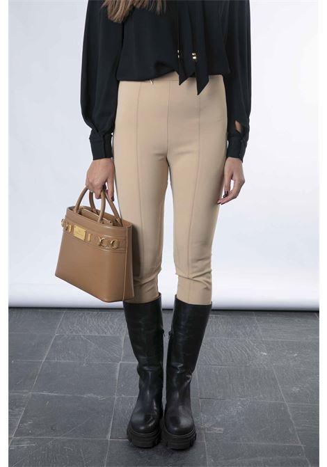 Pantalone cavallerizza stretch ELISABETTA FRANCHI | Pantaloni | PA00616E2043