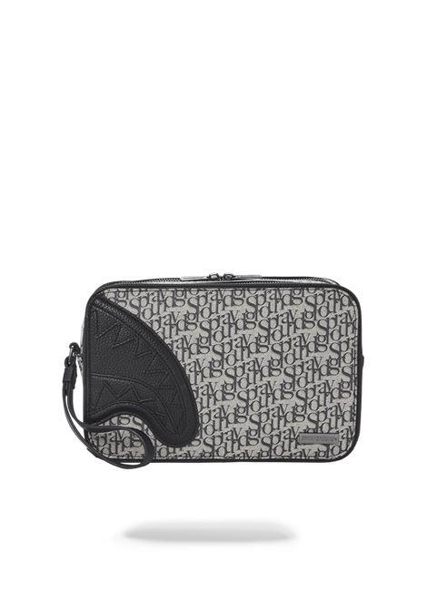 SG ALL DAY TOILETRY BAG  SPRAYGROUND | Beauty case | 910B3905NSZNERO/BIANCO