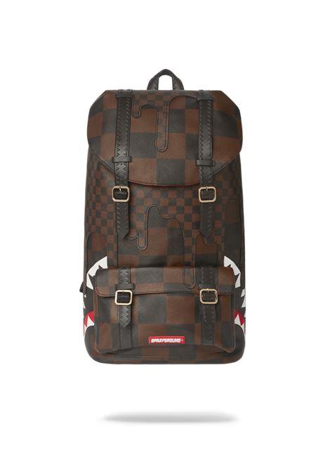 SPRAYGROUND | Backpack  | 910B3930NSZMARRONE