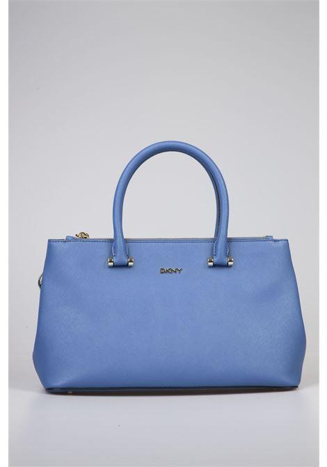 Borsa in Pelle Blu DKNY DKNY | Borsa | R1513014BLU