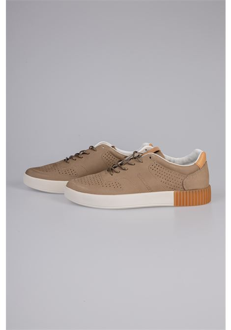 SNEAKERS IN CAMOSCIO VIRGINIA LOW Docksteps | Scarpe | DSE106270SAND