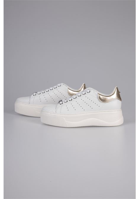 CULT | Sneakers  | CLE104403WHITE/GOLD