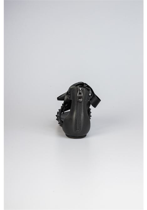 SCORPIONS 3281 SANDAL W LEATHER BLACK CULT   Sandali   CLW328100BLACK