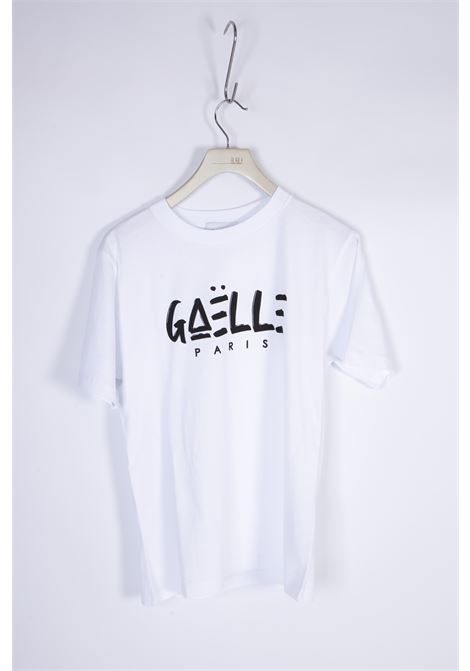 GAELLE | T-shirt  | GBD8291BIANCO
