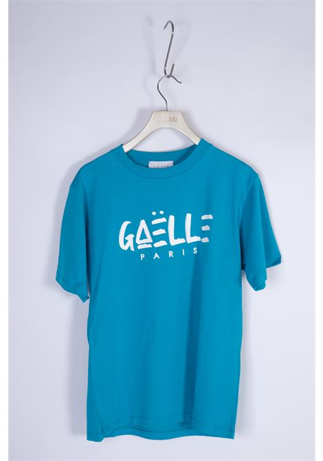 GAELLE | T-shirt  | GBD8291TURCHESE