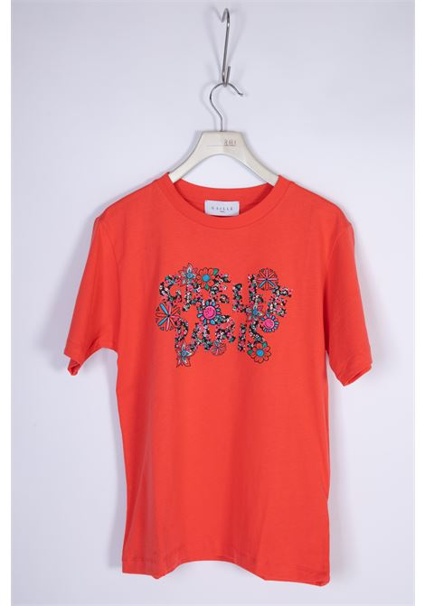 GAELLE | T-shirt  | GBD8417FRAGOLA