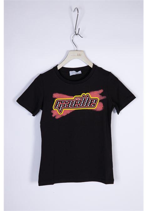 GAELLE | T-shirt  | GBD8448NERO