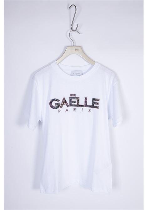 GAELLE | T-shirt  | GBD8471BIANCO