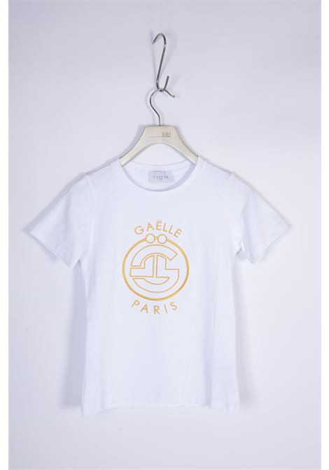 GAELLE | T-shirt  | GBD8667BIANCO