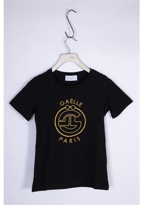 GAELLE | T-shirt  | GBD8667NERO
