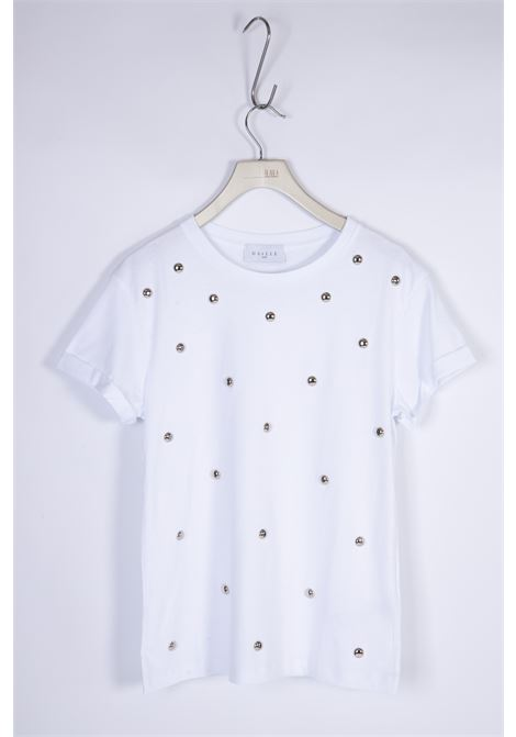GAELLE | T-shirt  | GBD8715BIANCO