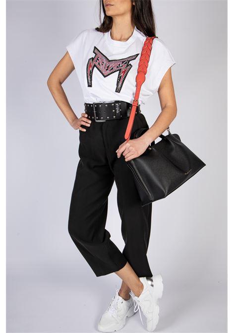 T-SHIRT CORTA JERSEY MEZZA MANICA GAELLE | T-shirt | GBD8822BIANCO