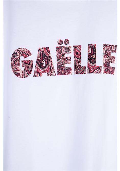 GAELLE   T-shirt    GBD8873BIANCO