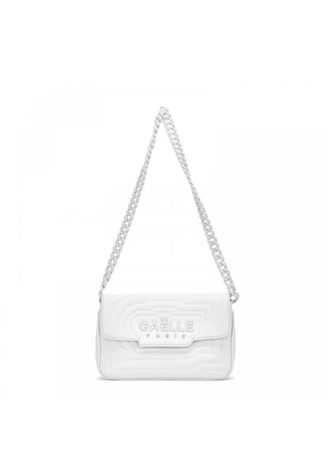 GAELLE | Shoulder bag  | GBDA2236BIANCO