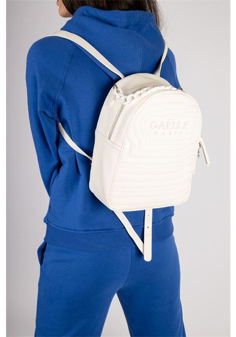 GAELLE | Backpack  | GBDA2240BIANCO