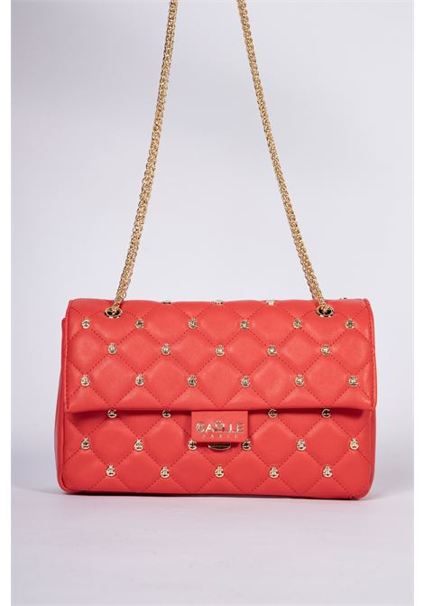 GAELLE | Shoulder bag  | GBDA2254ROSSO