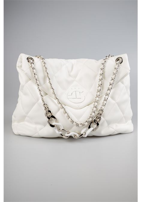 GAELLE | Shoulder bag  | GBDA2483BIANCO