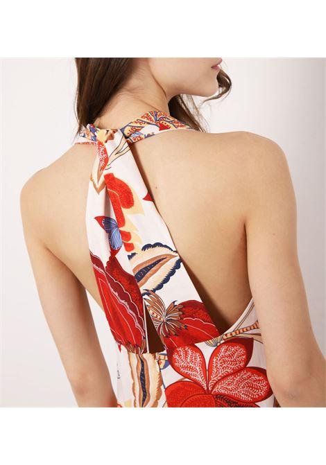 IMPERIAL   Dress    AB4NBRN2119