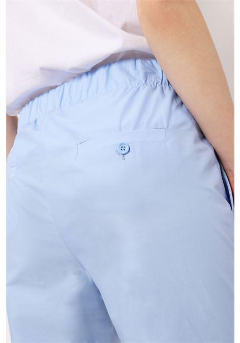 PANTALONI SLIM CON VITA ELASTICA IMPERIAL | Pantaloni | P1BWBGV1507