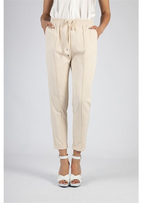 PANTALONI CASUAL CROPPED CON COULISSE IMPERIAL | Pantaloni | P1C0BHP1143