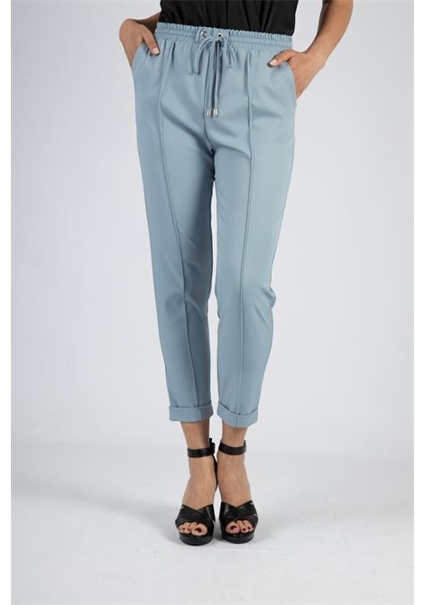 PANTALONI CASUAL CROPPED CON COULISSE IMPERIAL | Pantaloni | P1C0BHP1520