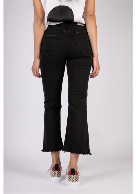 JEANS PANTALONE TROMBETTA Manila Grace   Jeans   J400CUMZ005