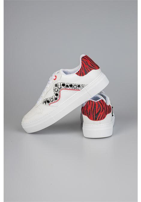 SNEAKER CAPSOLE EXTRALIGHT CON STRASS Manila Grace | Sneakers | S653LMMA104
