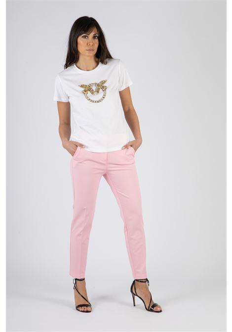 Pinko   T-shirt    1G1610-Y4LXLZC