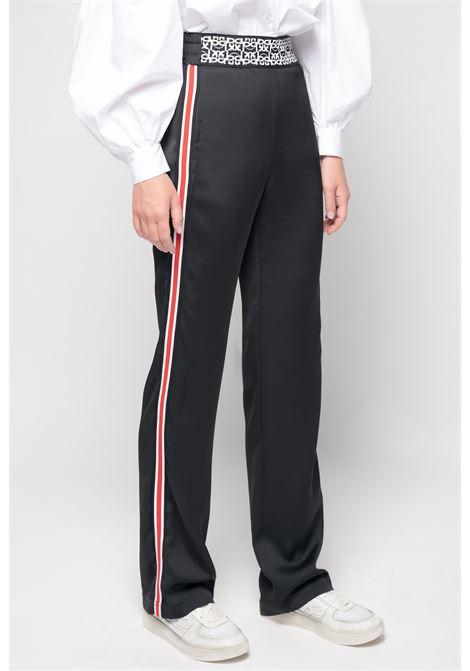tecnica pantalone satin Pinko | Pantaloni | 1N1378-8611Z99