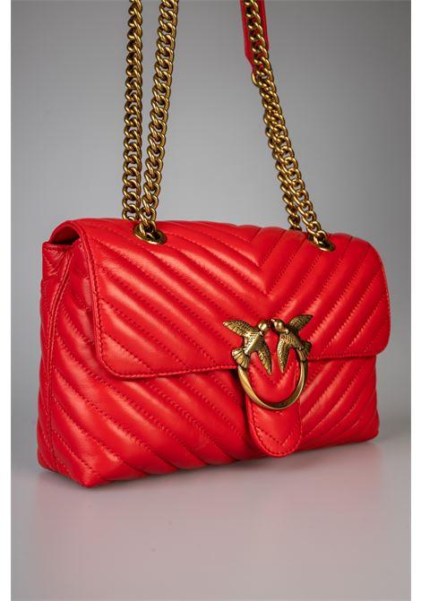 LADY LOVE BAG PUFF V QUILT Pinko | Borsa | 1P2220-Y6XVR43
