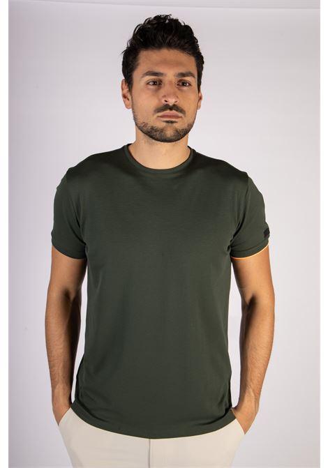 T-Shirt Girocollo Shirty Macro RRD | T-shirt | W2116520