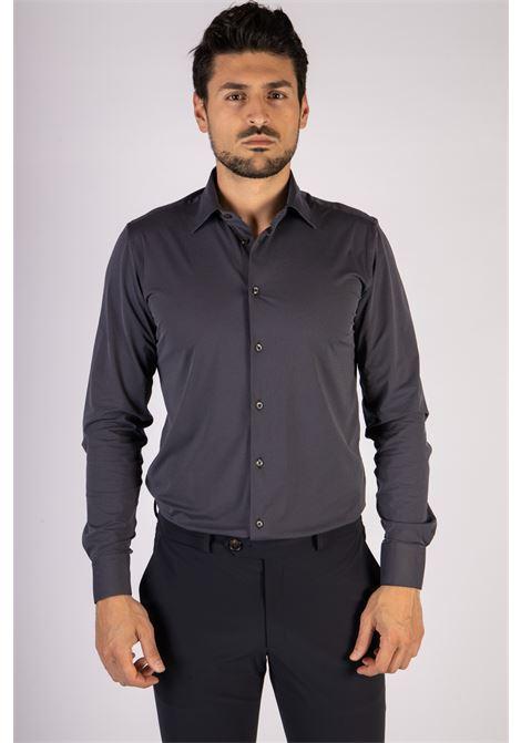 Camicia Oxford Jacquard RRD | Camicia | W21184V03