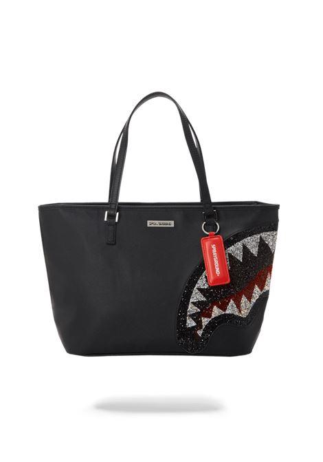 TRINITY 2.0 SHARK BLACK TOTE SPRAYGROUND | Shopper | 910T3668NSZNERO