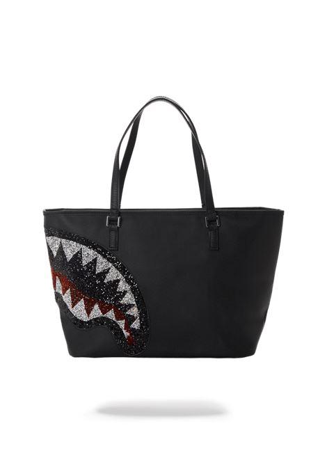 TRINITY 2.0 SHARK BLACK TOTE SPRAYGROUND   Shopper   910T3668NSZNERO
