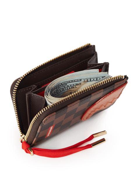 SPRAYGROUND | Wallets  | 910W3572NSZMARRONE