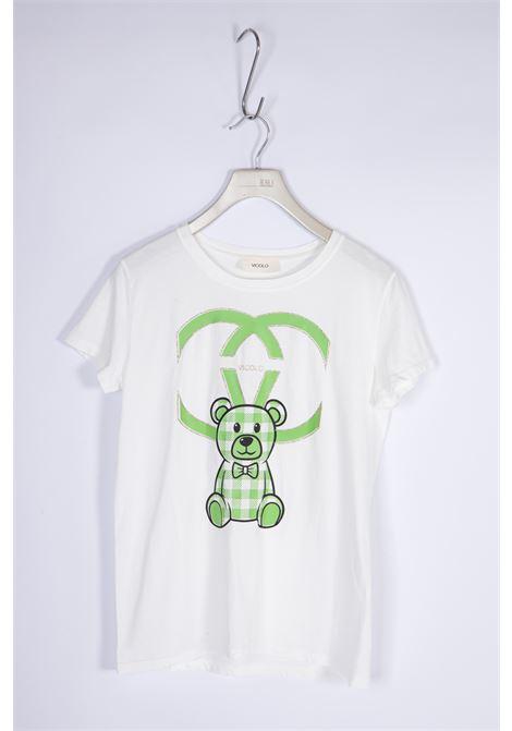 VICOLO | T-shirt  | RH0155VERDE