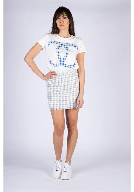 T-shirt Girocollo VICOLO   T-shirt   RH0156BLU