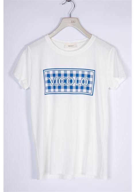 VICOLO | T-shirt  | RH0157BLU