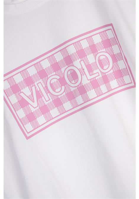 VICOLO | T-shirt  | RH0157ROSA