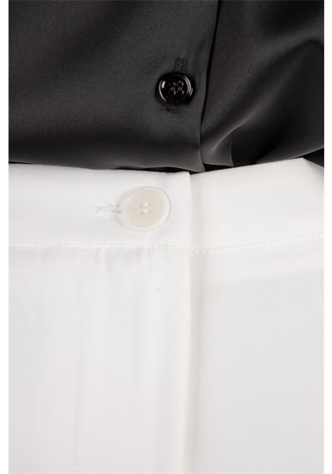 Pantalone a Sigaretta VICOLO | Pantaloni | TH0007BIANCO
