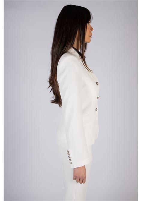VICOLO | Jacket  | TH0008BIANCO