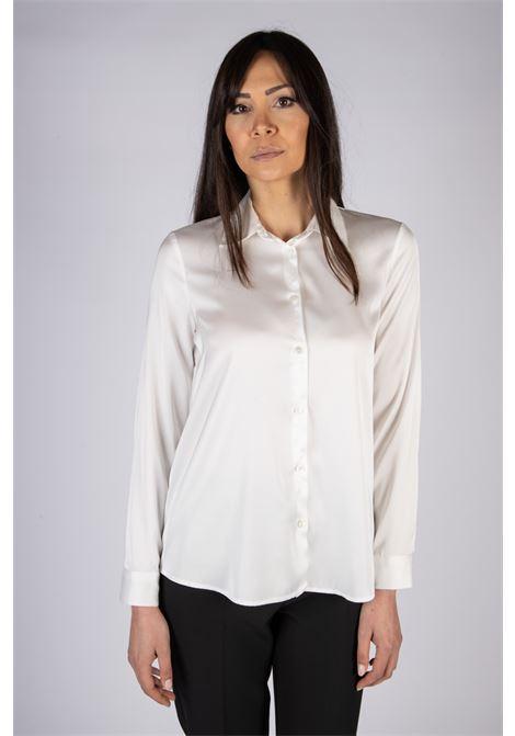 Camicia Satinata Vicolo VICOLO | Camicia | TH0165BIANCO