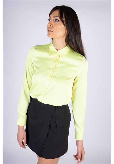 VICOLO | Shirt  | TH0165LIME