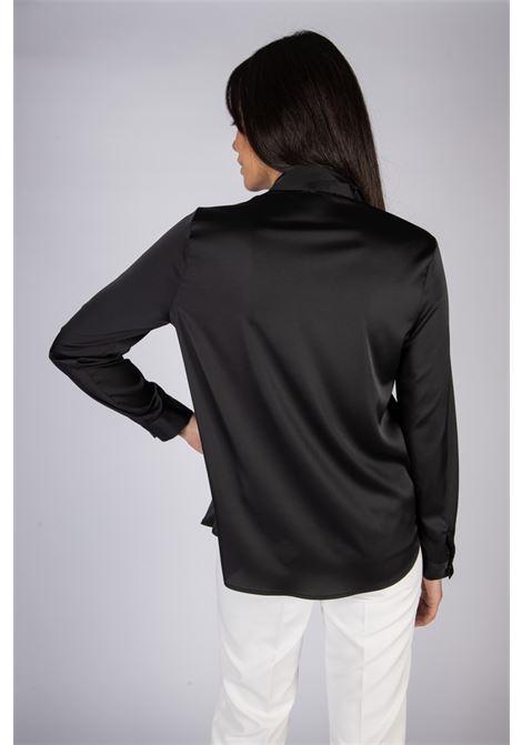 Camicia Satinata Vicolo VICOLO | Camicia | TH0165NERO